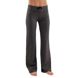 Lululemon Relaxed Fit Yoga Pants in Gray 6